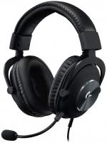 Logitech G PRO X Gaming Headset Black (981-000818)