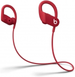 Beats by Dr. Dre Powerbeats High-Performance Wireless Earphones Red (MWNX2)
