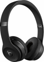 Beats Solo3 Wireless Headphones - The Beats Icon Collection (Matte Black) MX432ZM/A