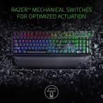 Razer BlackWidow Elite Green Switch (RZ03-02621100-R3R1)